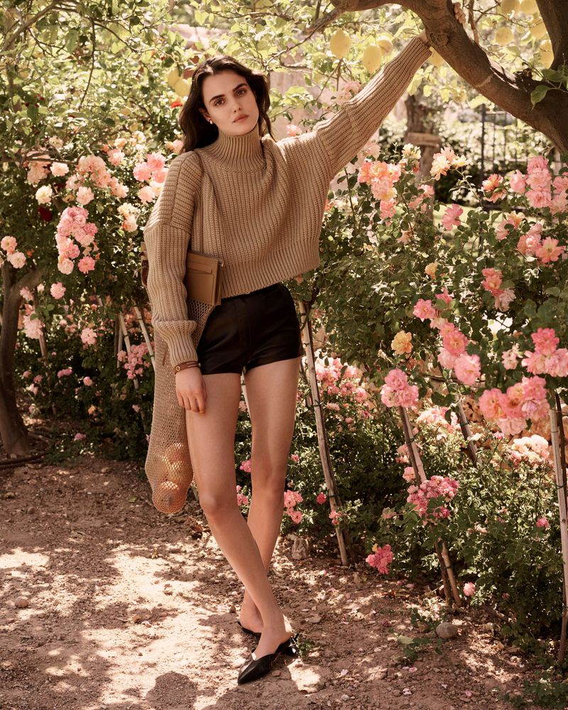 Blanca Padilla Wears Modern Elegance Lensed By Paul Bellaart For Harper's Bazaar España August 2019