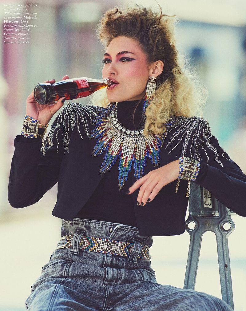 Grace Elizabeth by Gregory Harris for Vogue Paris September 2019 (1).jpg