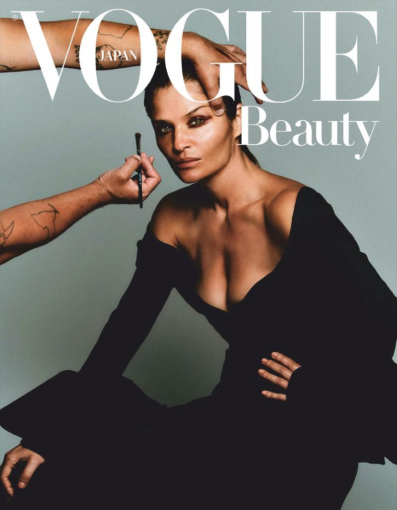 Helena Christensen by Chris Colls for Vogue Japan Beauty Sept 2019 (1).jpg