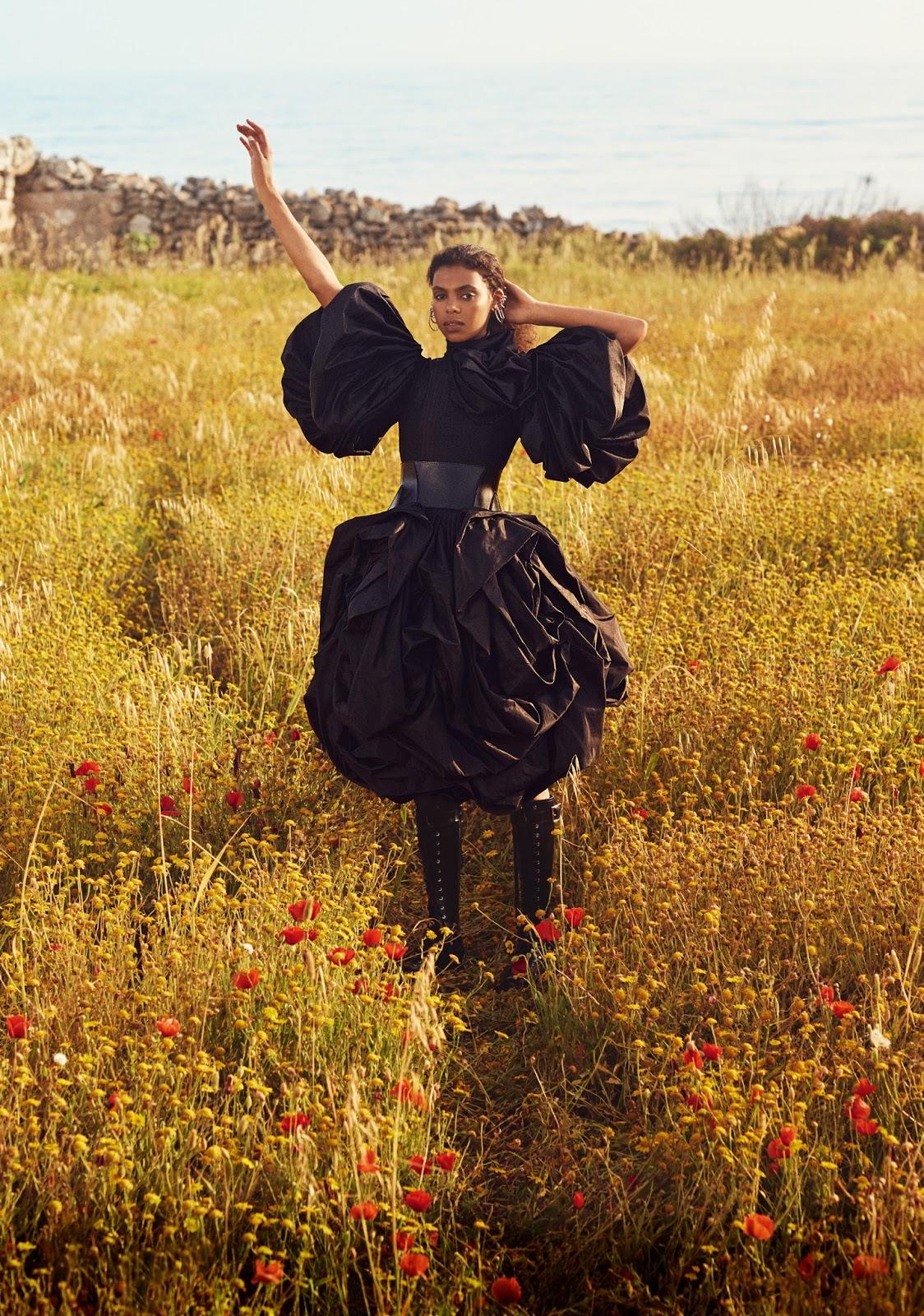 Alyssa Traore for Elle UK August 2019 (13).jpg