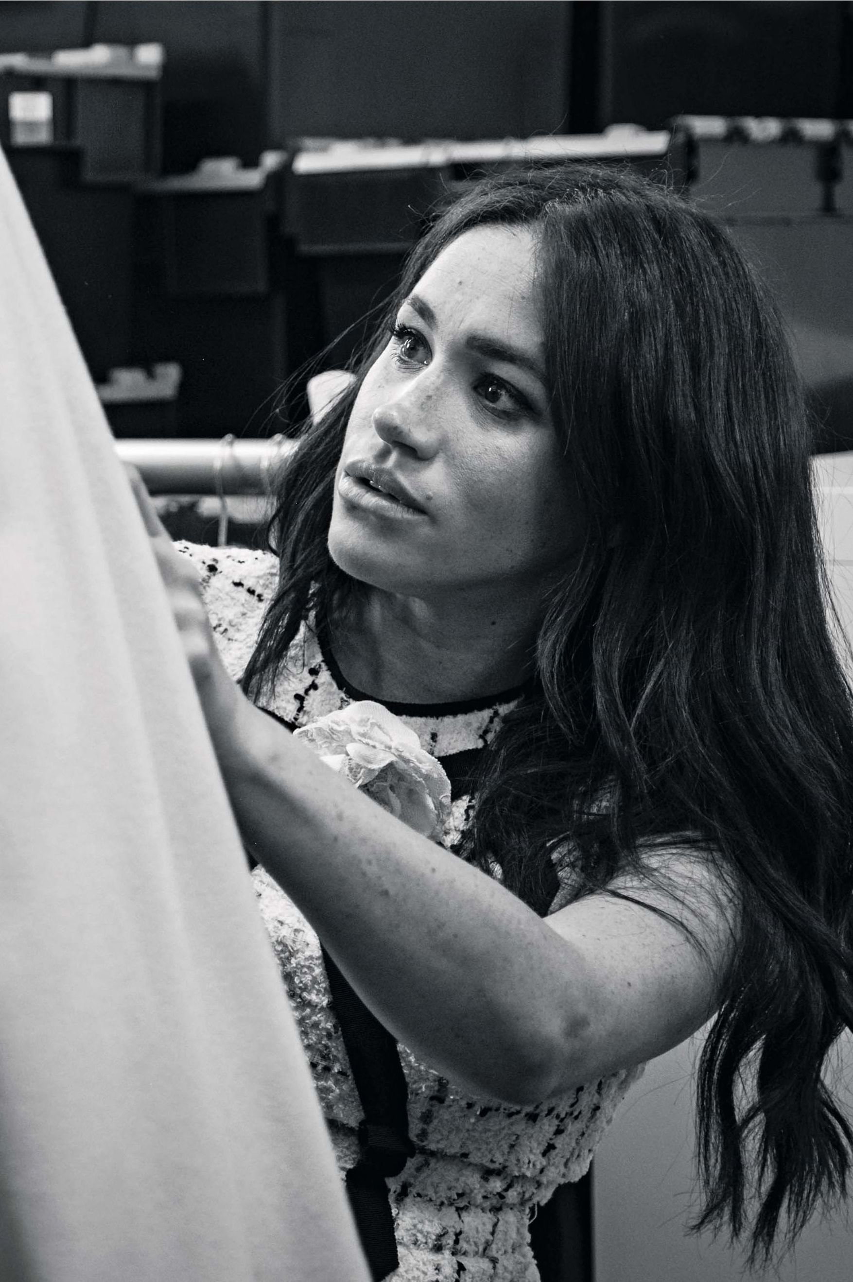Combining her passion for fashion and philanthropy, Meghan Markle has created a capsule workwear collection in aid of charity Smart Works.