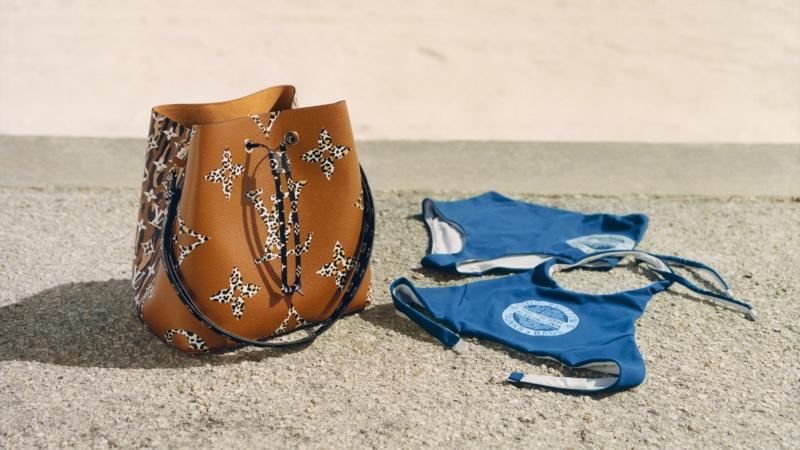 NéoNoé bucket bag from Louis Vuitton 'Monogram Jungle' collection