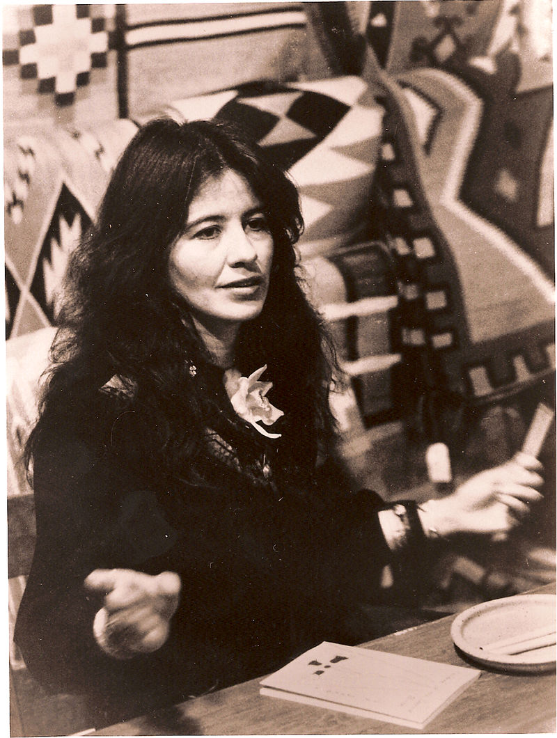 By Joy Harjo - Own work,  CC BY-SA 3.0 ,