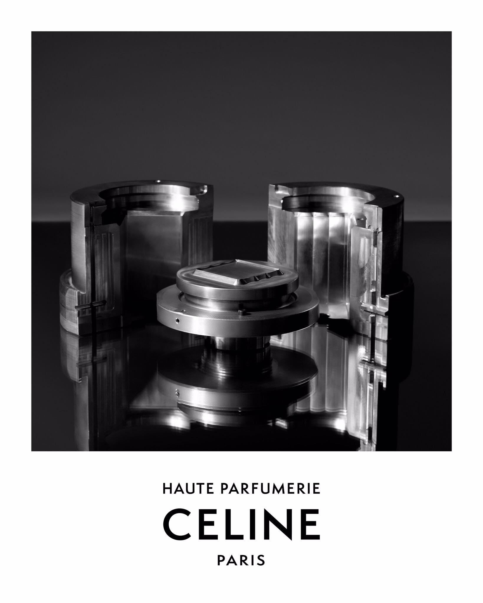 Hedi Slimane Presents his Parfumerie Collection For Maison Celine.
