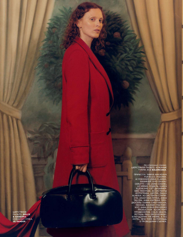 Karen Elson by Alexander Saladrigas for Vogue Russia Sept 2019 (1).jpg