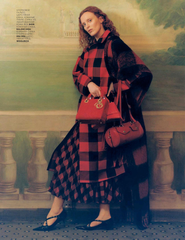 Karen Elson by Alexander Saladrigas for Vogue Russia Sept 2019 (5).jpg