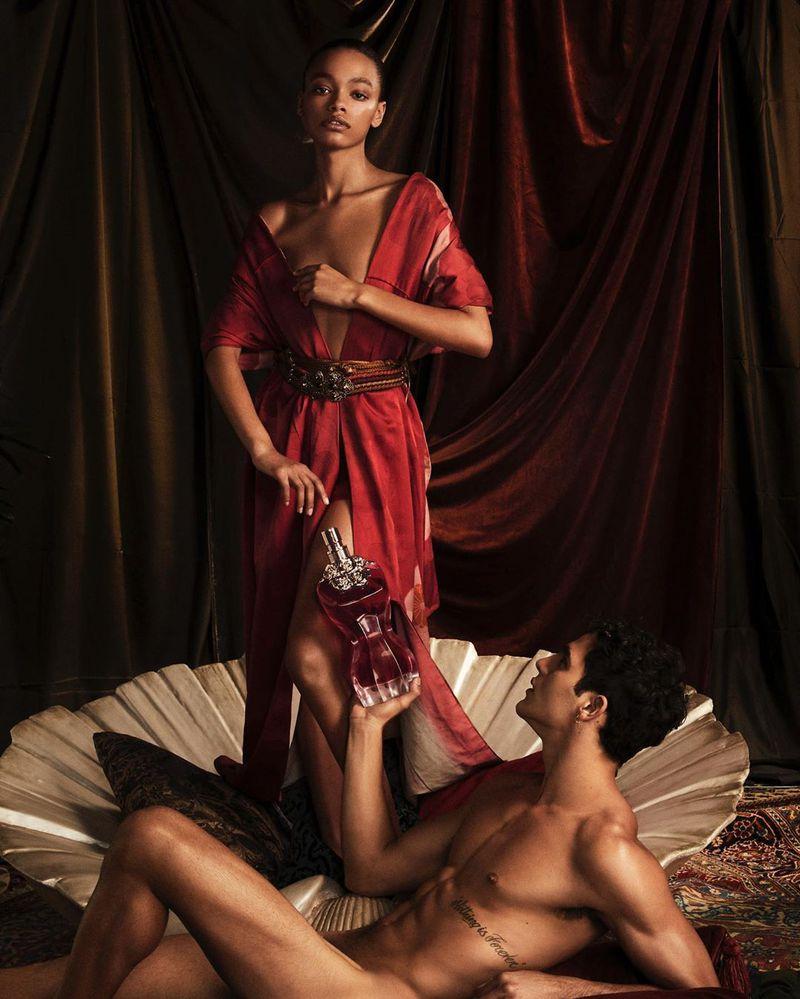 Gorka Postigo for Jean Paul Gaultier La Belle & Le Beau Fragrance (3).jpg