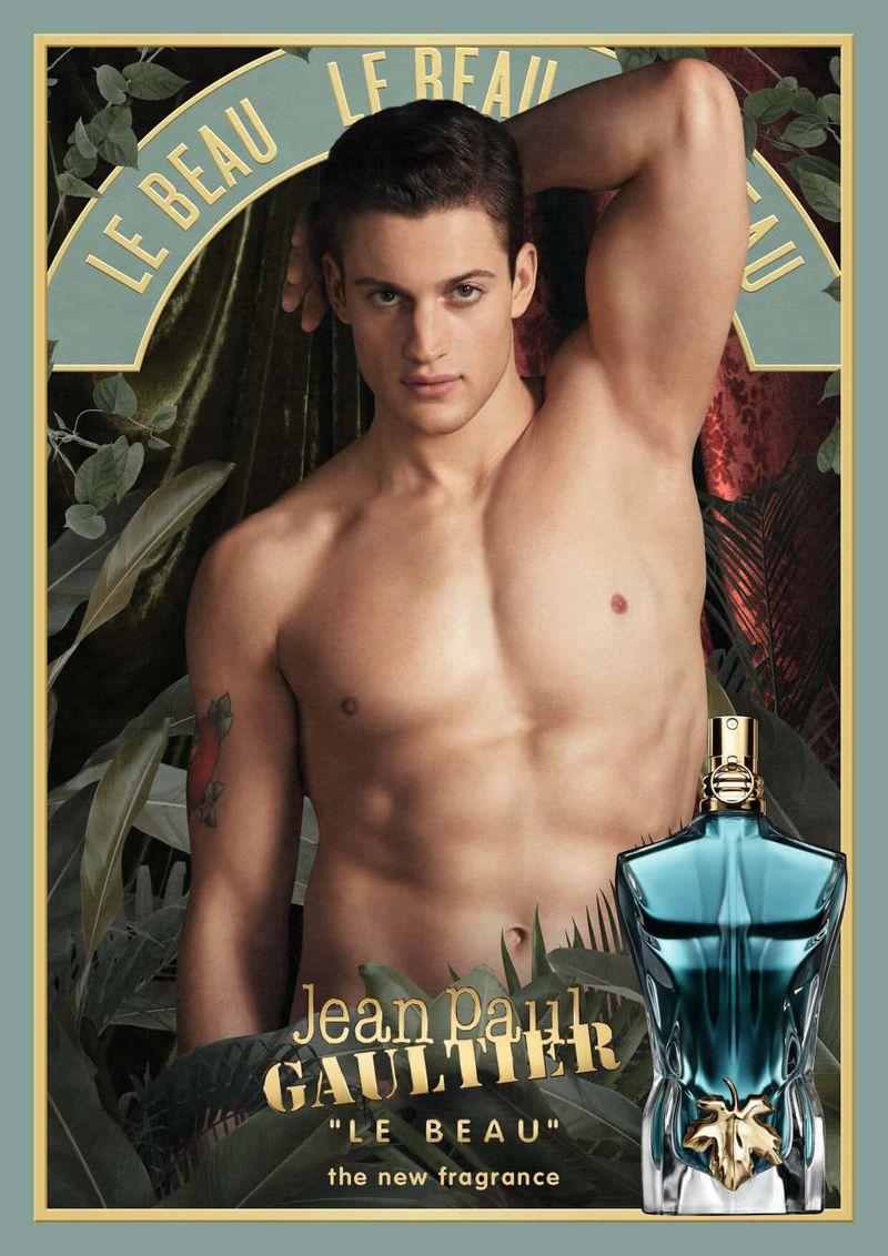 Gorka Postigo for Jean Paul Gaultier La Belle & Le Beau Fragrance (2).jpg
