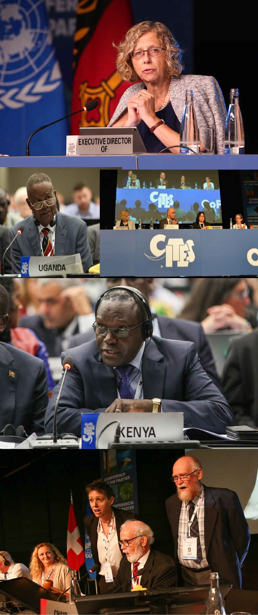 August 17-28 2019 CITES CoP18 Conference  via CITES Flickr