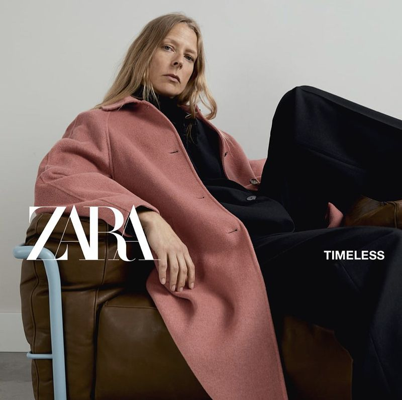 Laura Morgan for Zara August 2019 by Iago Barreiro