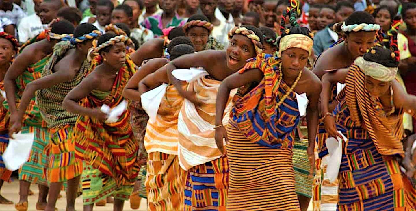 Our cultural heritage: Ghana's warmth and hospitality  via Ghanaladies.com