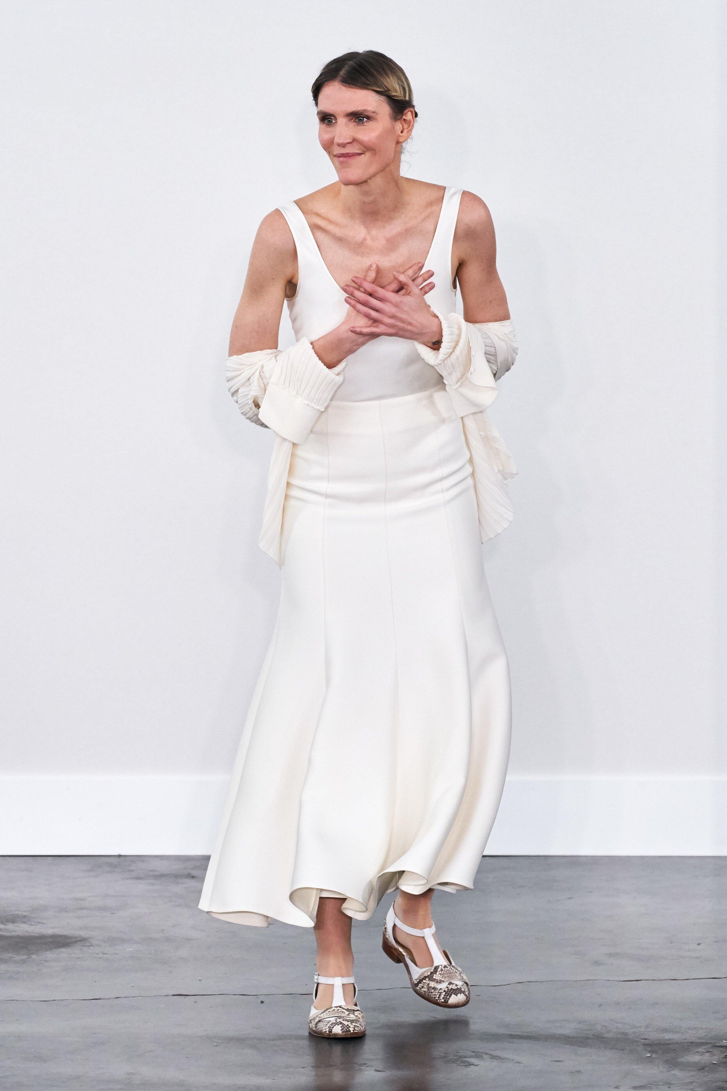 Gabriela Hearst Designer, at NYFW SS20