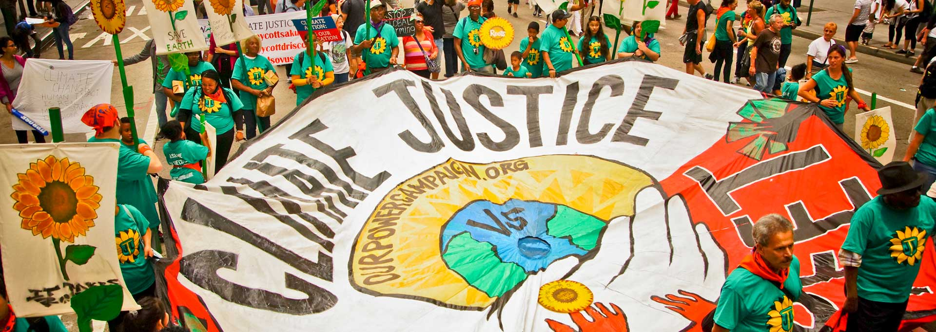 The Many Faces of Climate Justice: Exploring the Principles of Climate Justice  via Mary Robinson Foundation