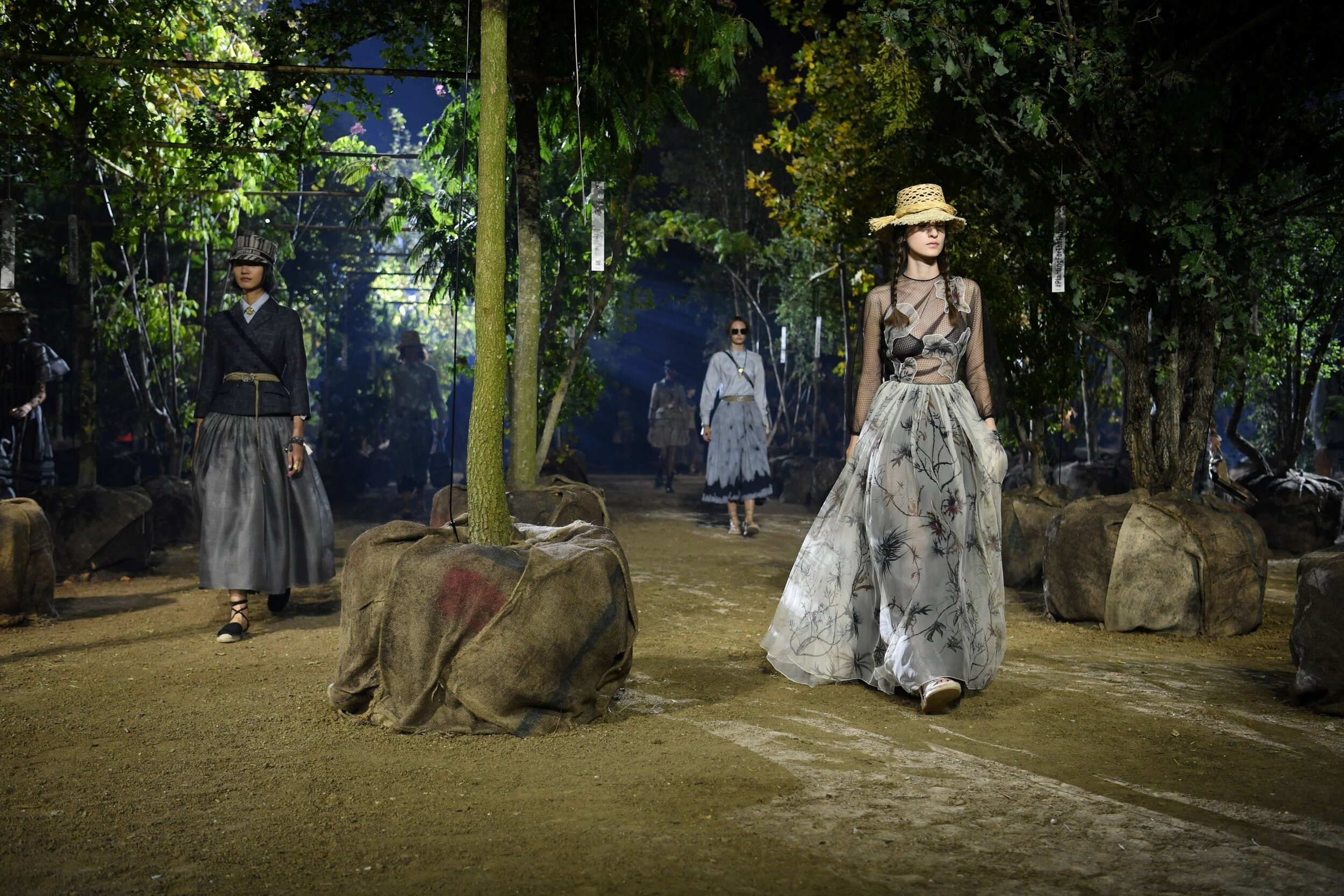 Christian Dior SS20 show Paris, Sept. 2019