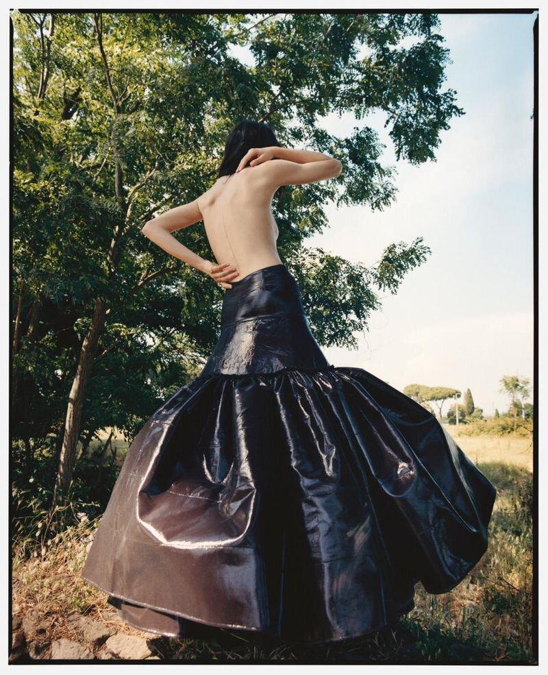 Mariacarla Boscono by Nadine Ijewere Modern Weekly China (10).jpg