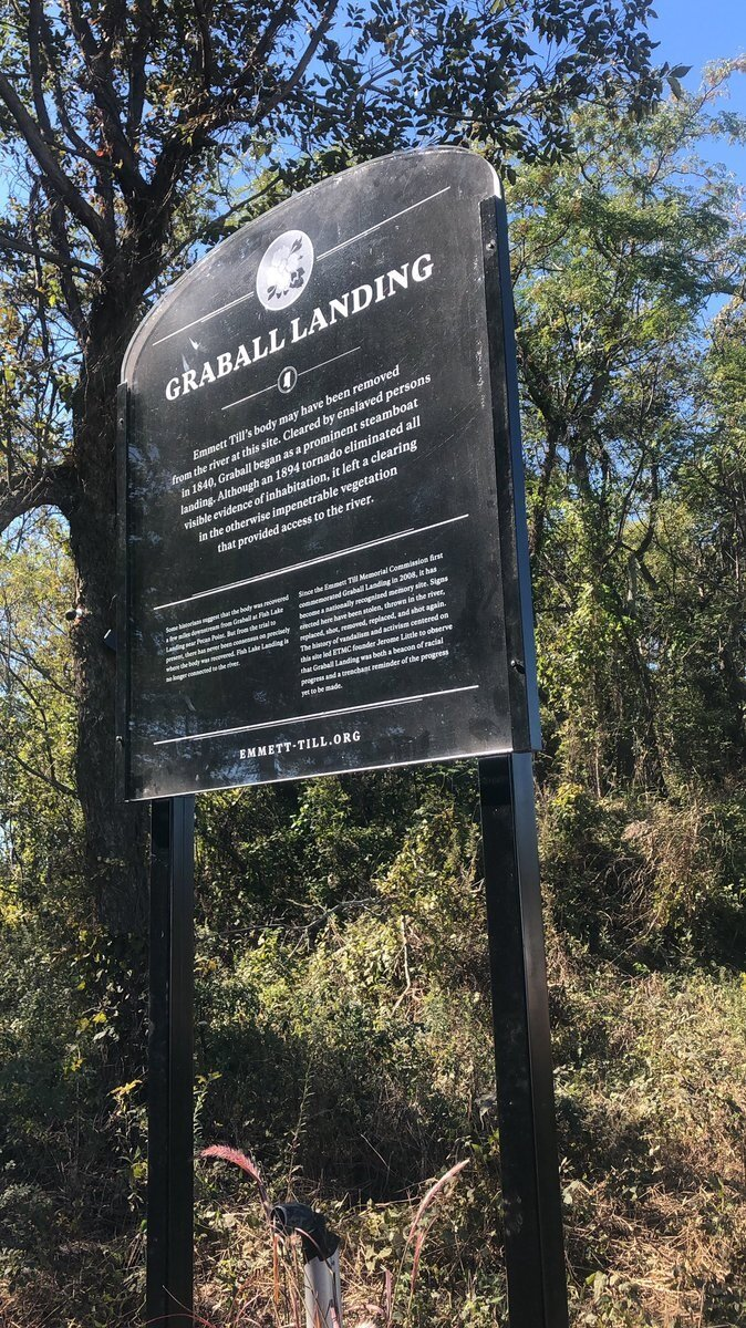 Bullet-proof Emmett Till memorial erected Oct 19, 2019-2.jpg