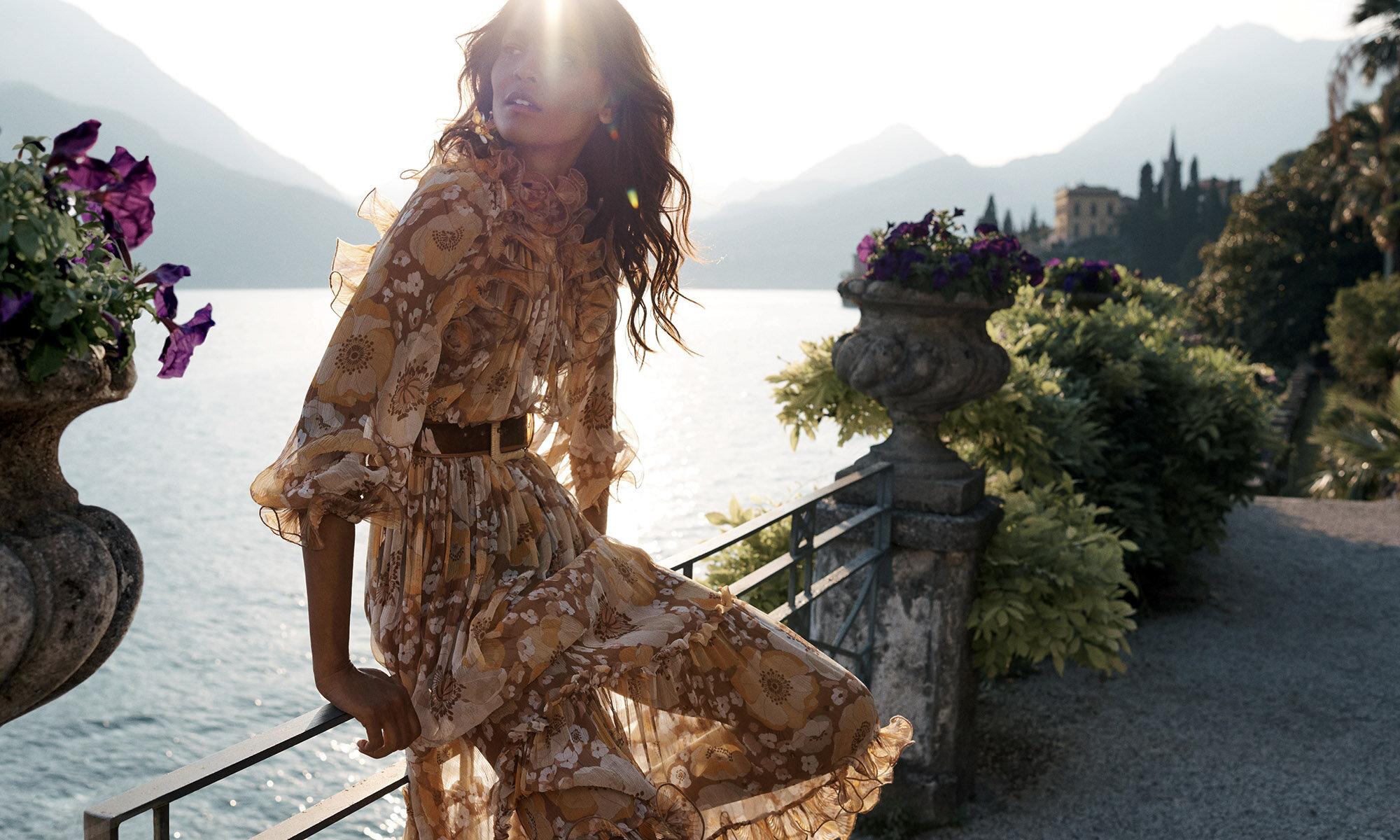 Liya Kebede by Benny Horne for Zimmermann Resort 2020 (5).jpg