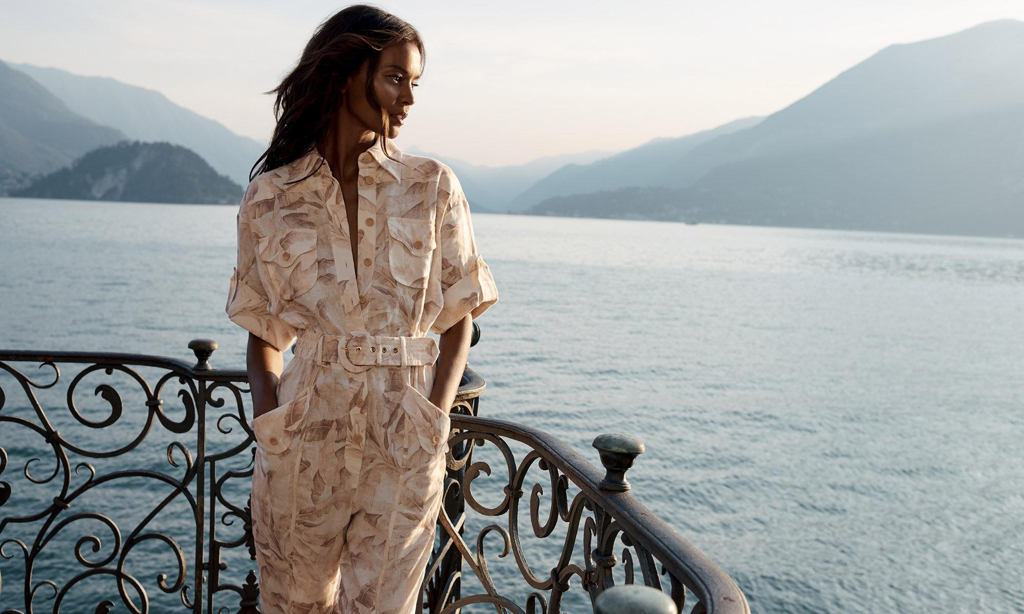 Liya Kebede by Benny Horne for Zimmermann Resort 2020 (6).jpg