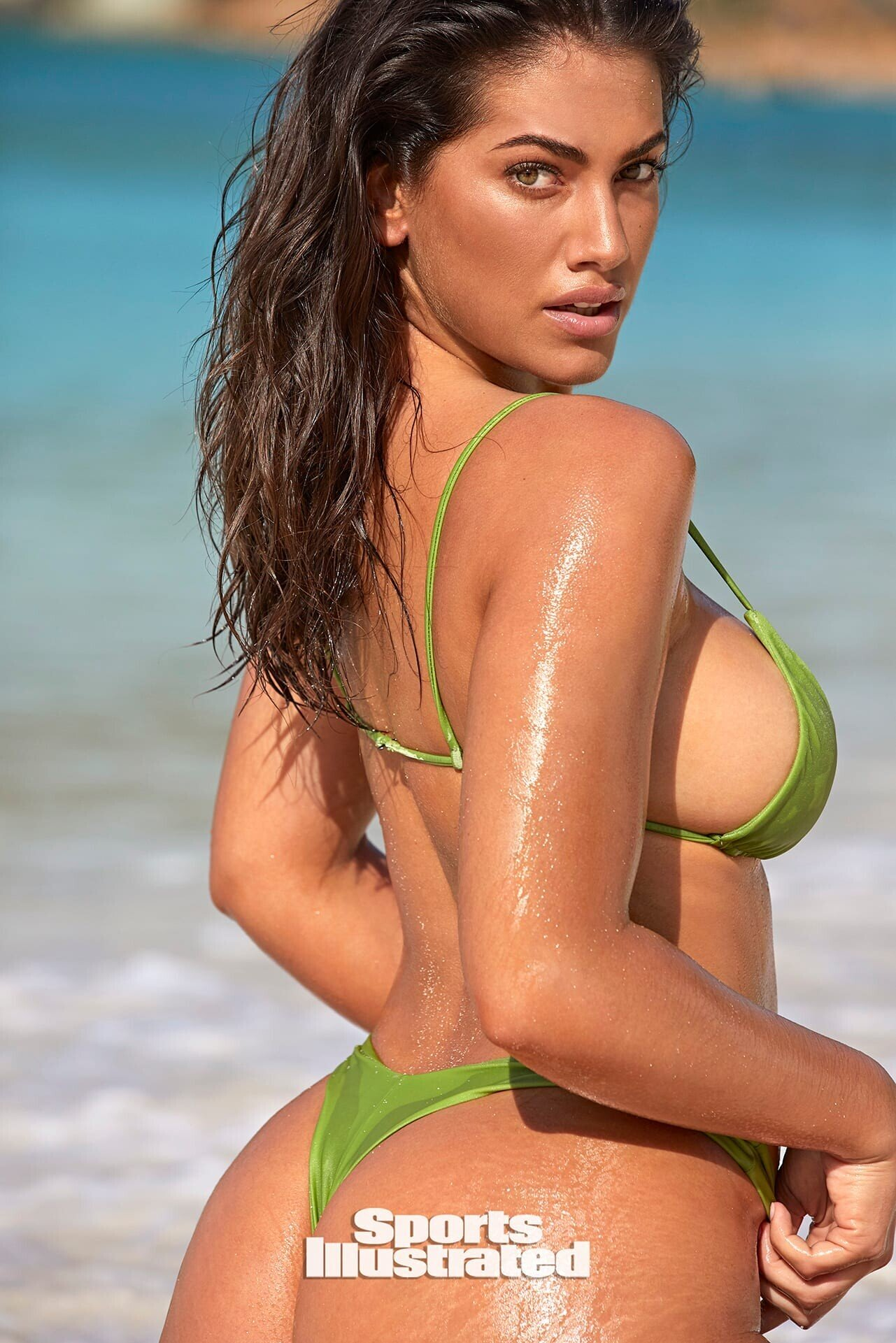 Lorena Duran By Josie Clough In Sports Illustrated Swimsuit 2020 Anne Of Carversville