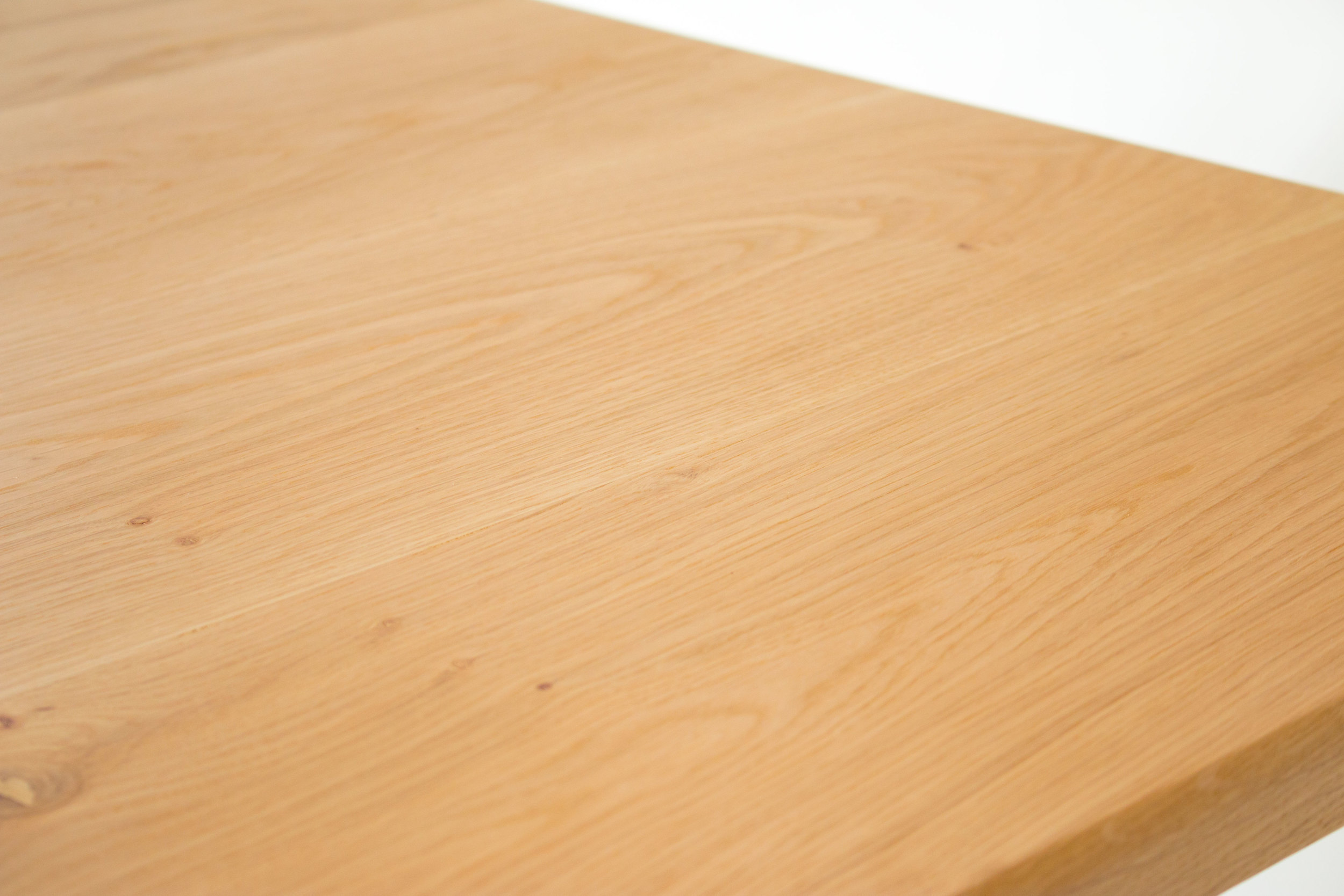 European Oak table top