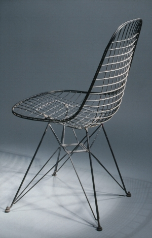 Image:The Side Chair, Charles and Ray Eames, Metropolitan Museum of Art