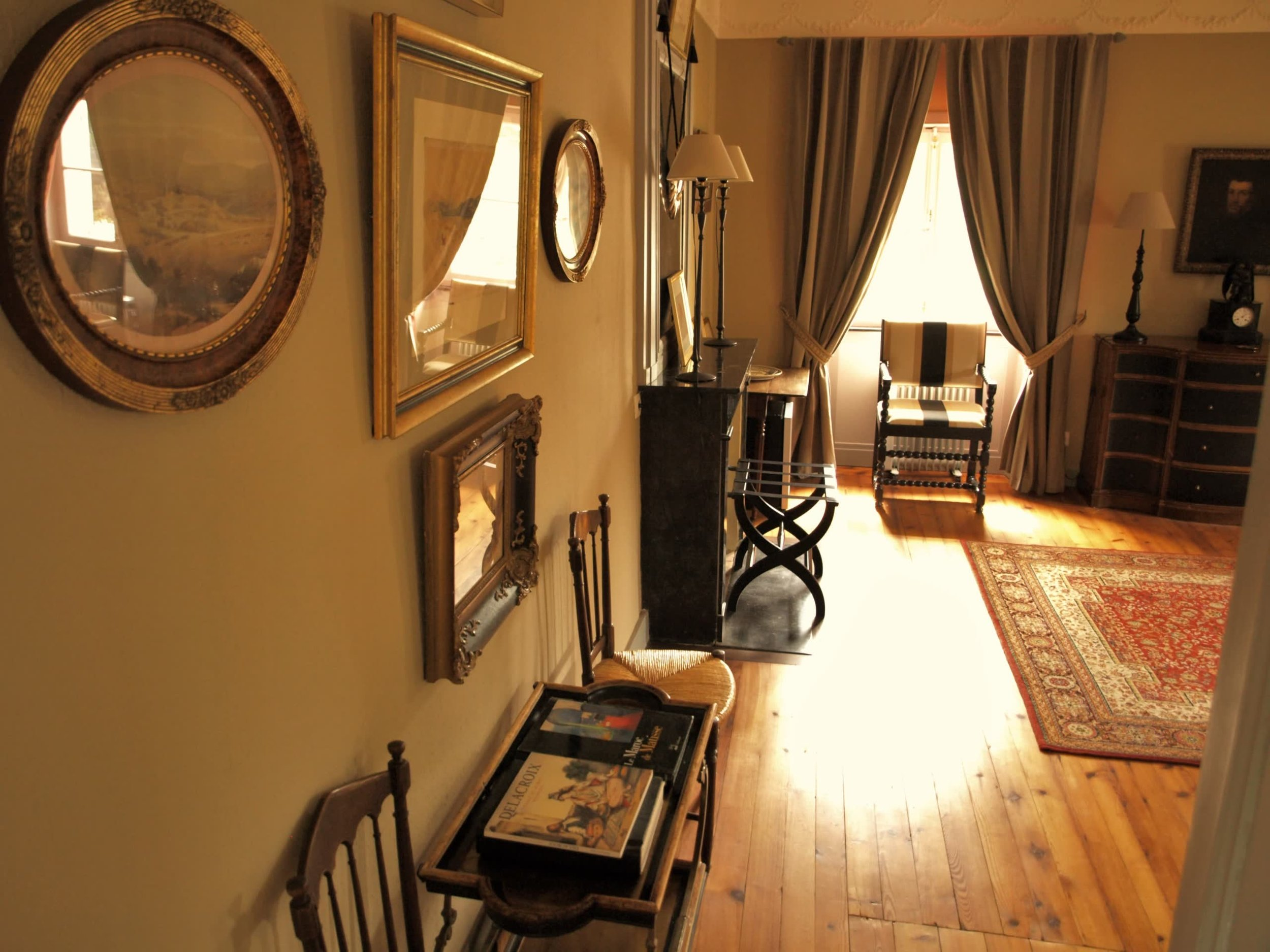 Chateau de la Pommeraye - charming boutique hotel chateau b&b spa normandy calvados bedroom Esquisses 4(2).jpg