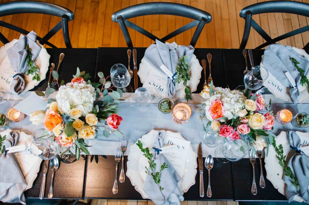 Blush Magazine: Alexandra & Adam Charbar YYC Wedding. Click for more.