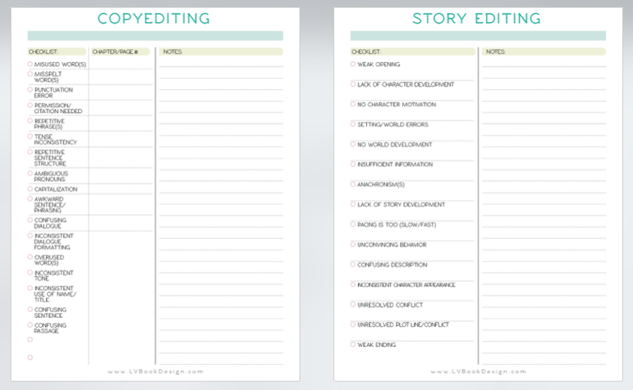 Free-Editing-Checklist