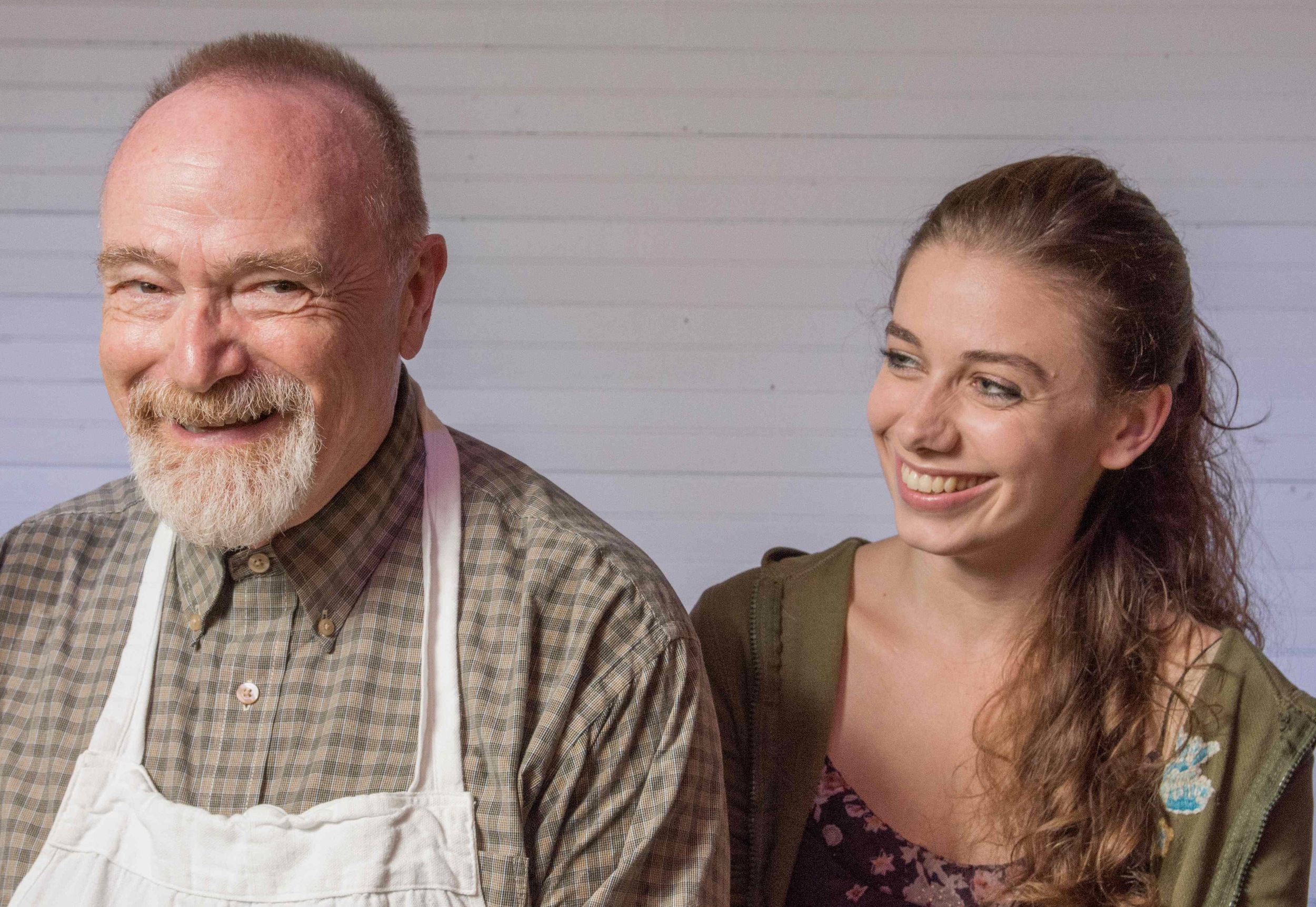 In Praise of Elephants   features James Occhine & Anna Stefanic