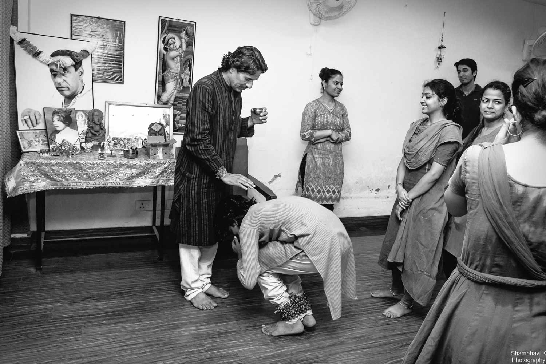 Prostrations at the feet of Guru Shri Rajendra Gangani