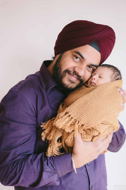 Simar Baby Shoot Dec'16