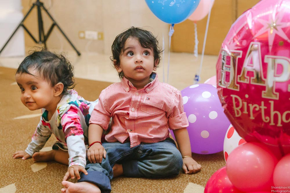 candid shoot for first birthday