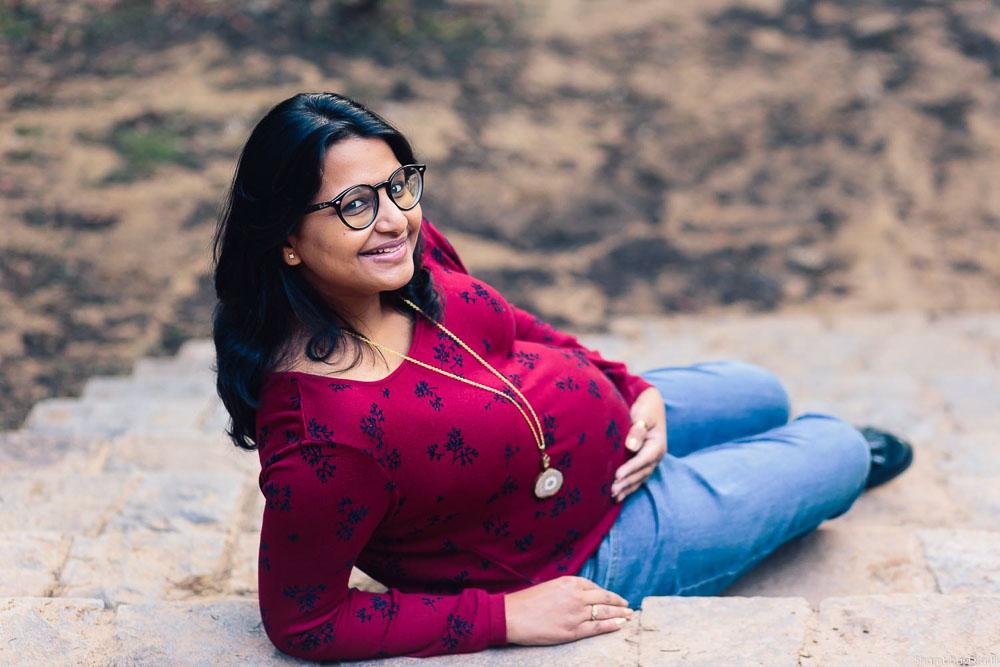 pregnancy photoshoot delhi