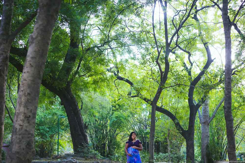 maternity photoshoot delhi-gurgaon outdoor