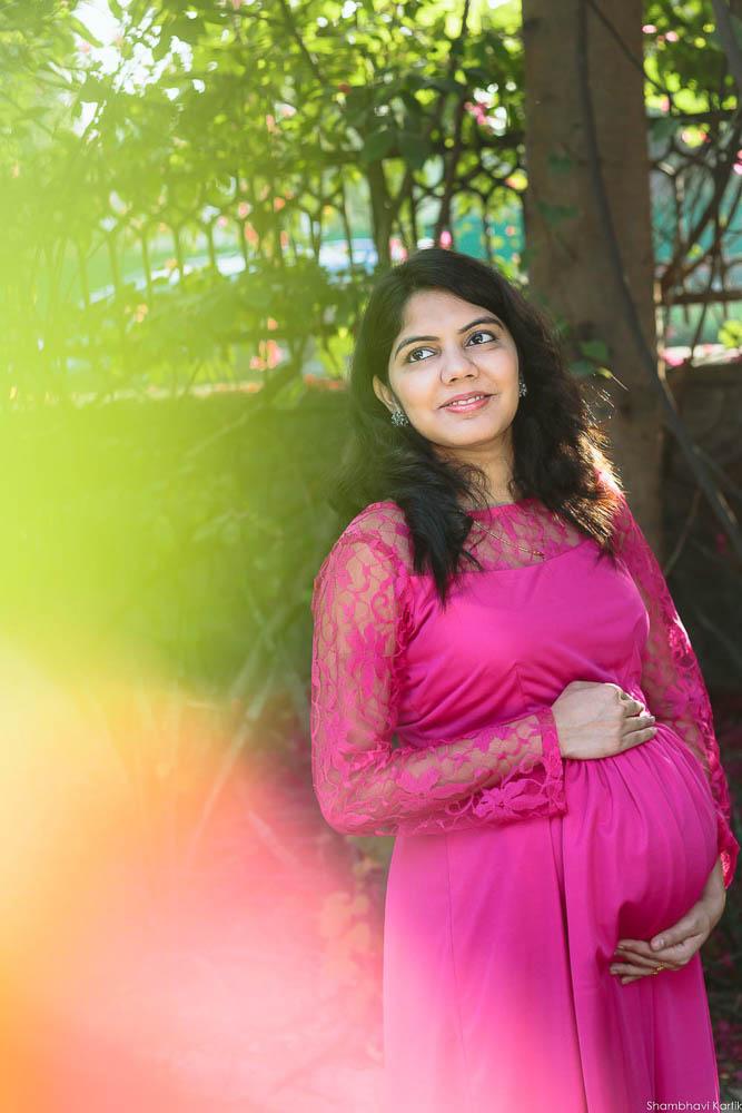 maternity photoshoot gurgaon