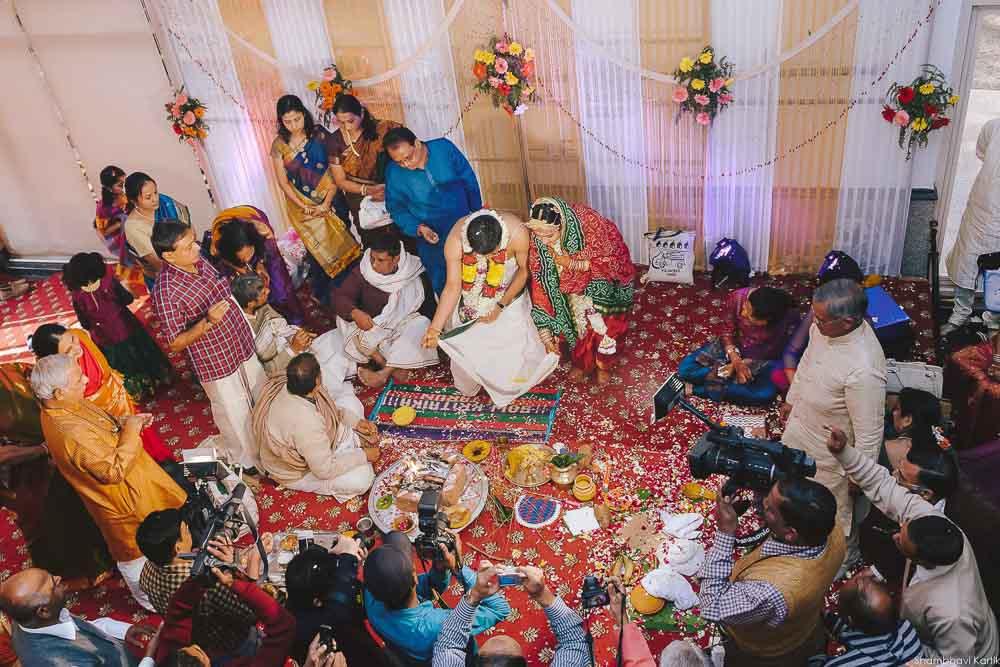 tamil-brahmin wedding delhi