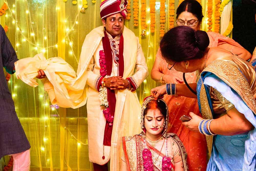 Weddings || S&K's bihari wedding, Delhi || Shambhavi Kartik