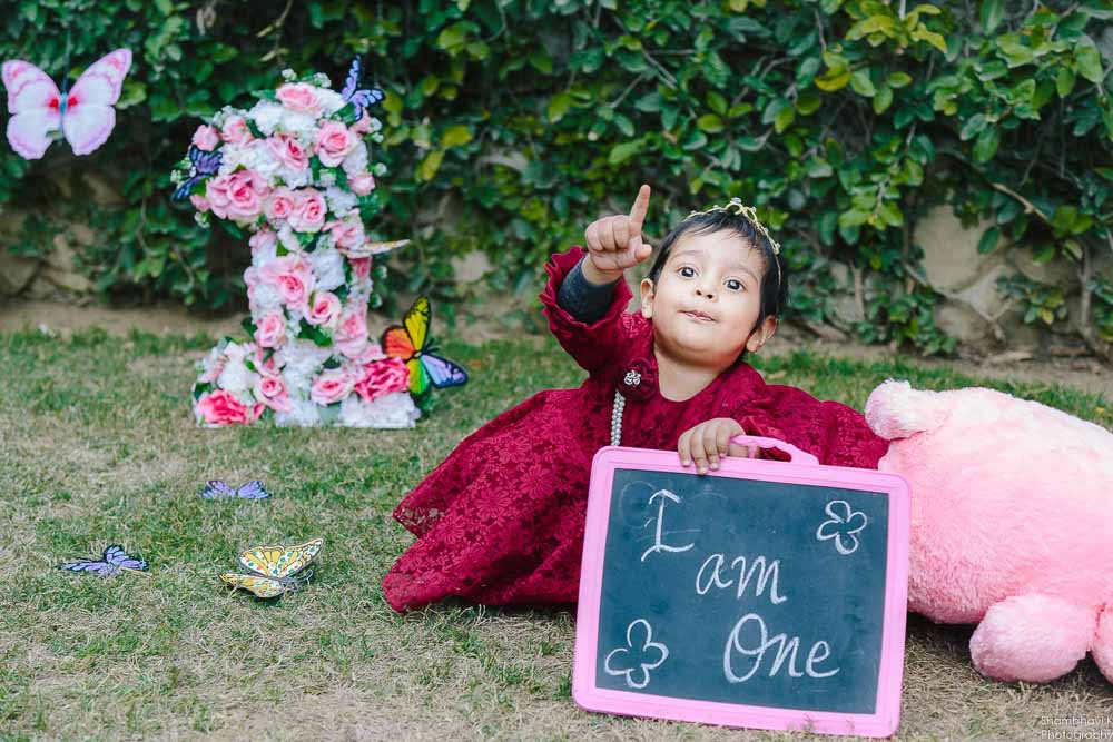 first birthday photoshoot in delhi