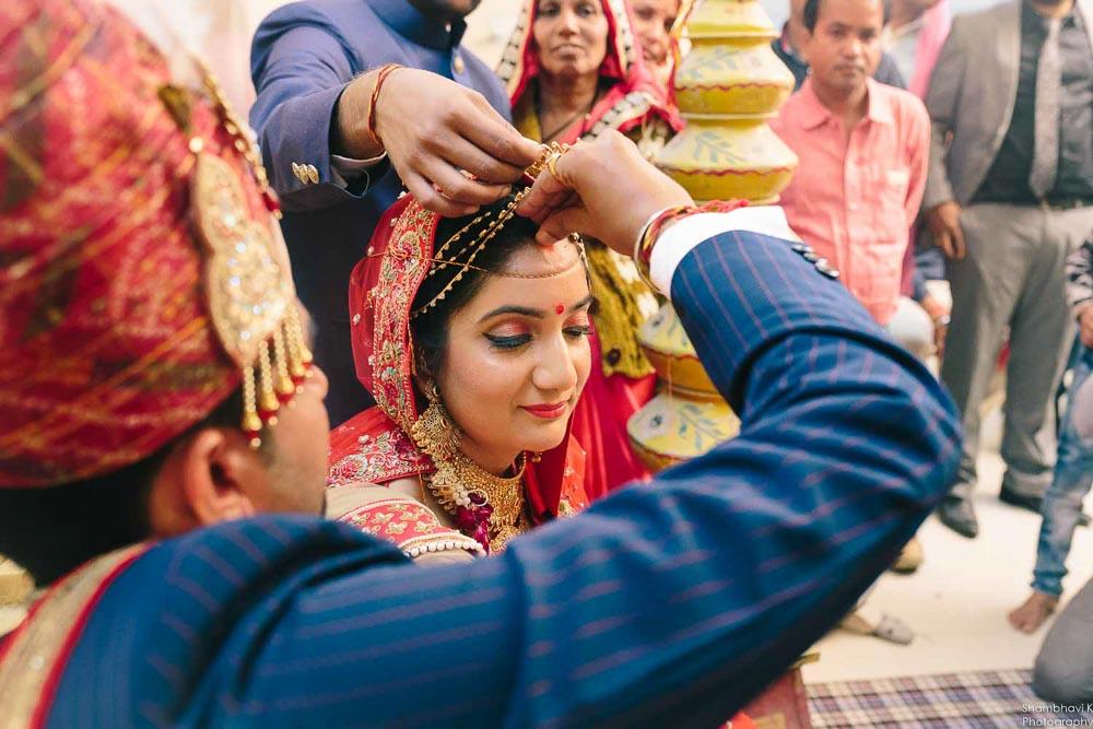 rajasthani wedding photoshoot
