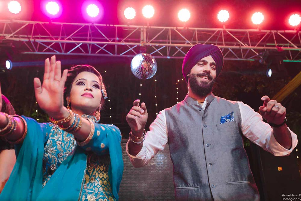 sangeet ceremony pre-wedding celebration delhi
