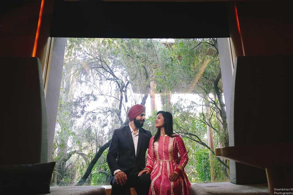 post-wedding photoshoot delhi