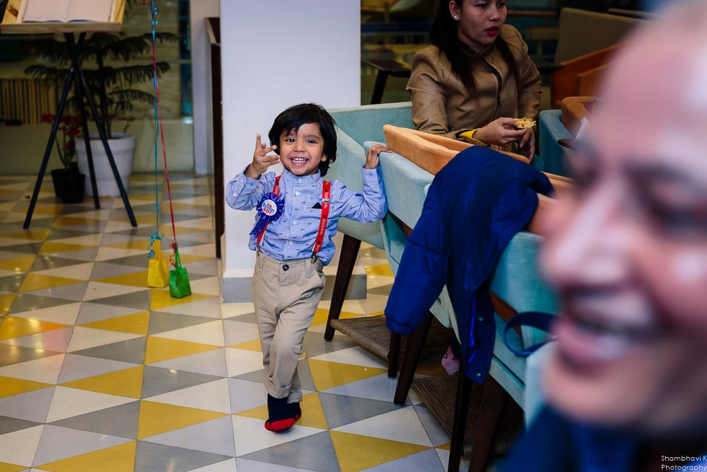 candid shoot of birthday boy delhi