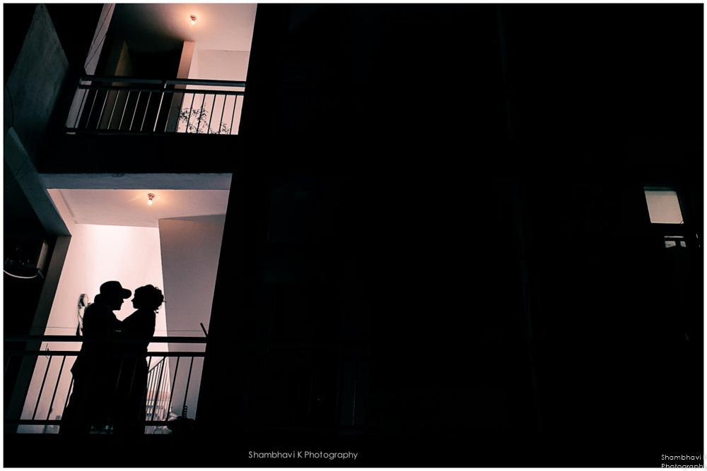 noir themed post wedding photoshoot delhi