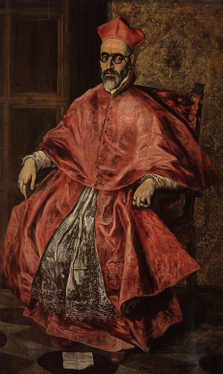 Cardinale Fernando Niño de Guevara, by El Greco/ |  ©Barbara Meletto