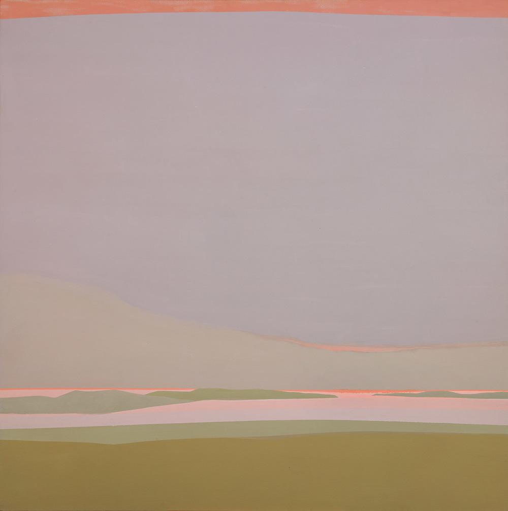 "Helen Lundeberg ""Islands"" 1986"
