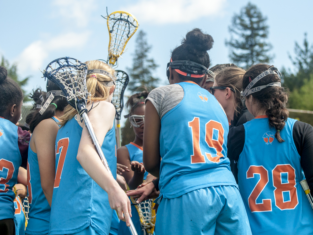 Our Mission - Through lacrosse we support Oakland Public School students in becoming healthy, confident, and self empowered youth who effectively navigate systems, overcome challenges, and achieve their education, and life goals.Learn More →