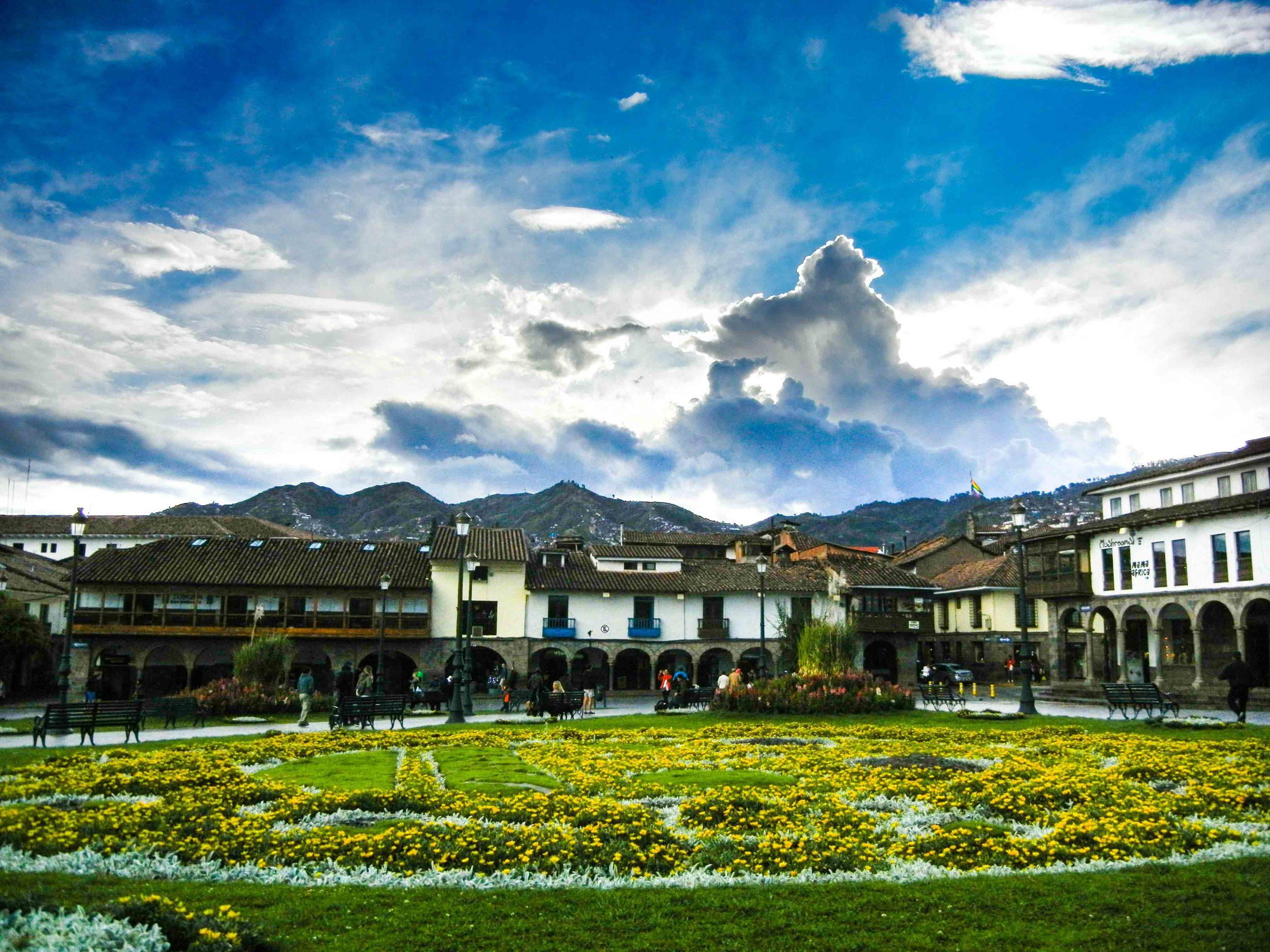 Beautiful Cusco