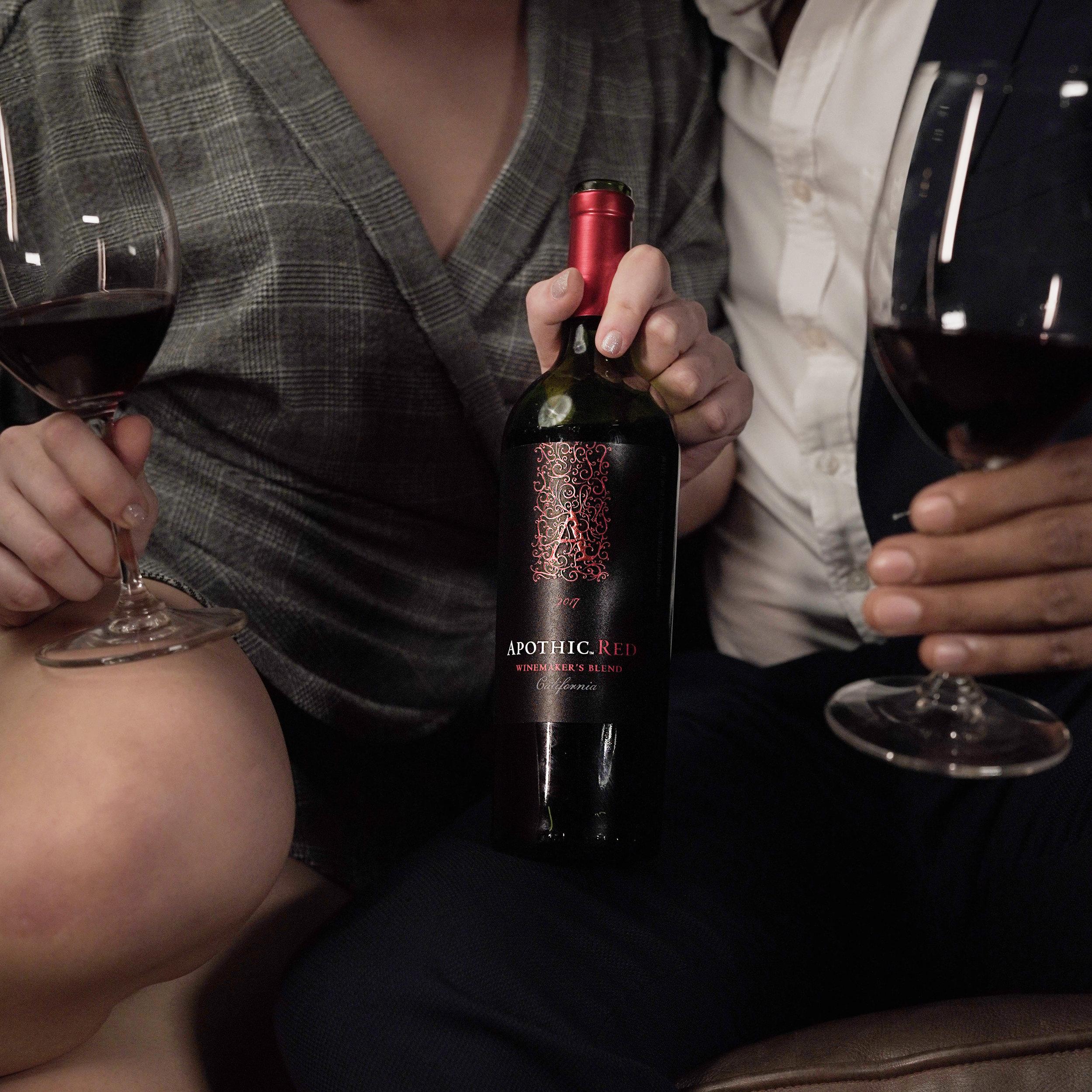 Apothic Wine -