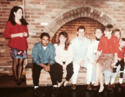 from my 18th birthday party- Anna, Dharmesh, Sheri, David, Stephen- some of my favorite branches.