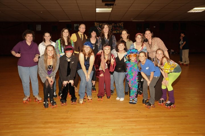 The Little Gym Roller Disco Party 2007